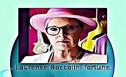 Laurence Boccolini fortune