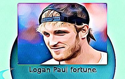 Logan Paul fortune