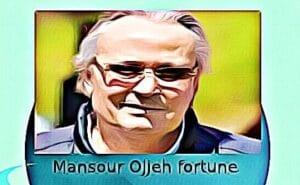 Mansour Ojjeh fortune