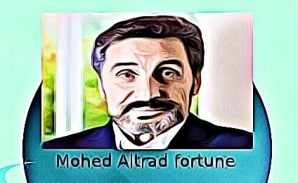 Mohed Altrad fortune