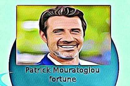 Patrick Mouratoglou fortune