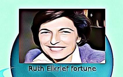 Ruth Elkrief fortune
