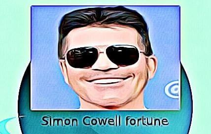 Simon Cowell fortune