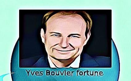 Yves Bouvier fortune