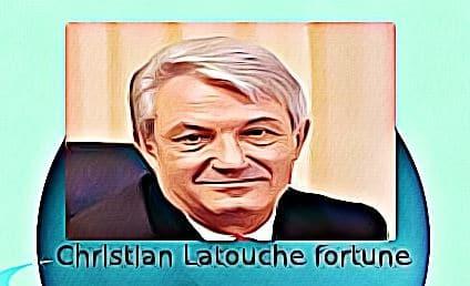 Christian Latouche fortune