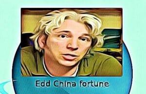 Edd China fortune