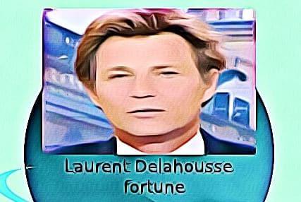 Laurent Delahousse fortune