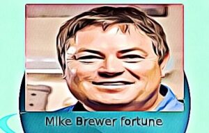 Mike Brewer fortune