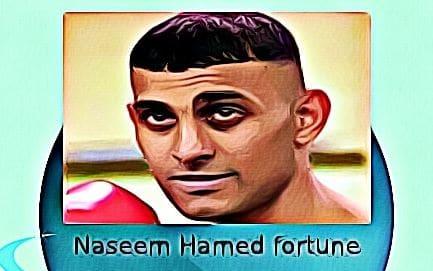Naseem Hamed fortune