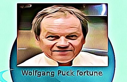 Wolfgang Puck fortune