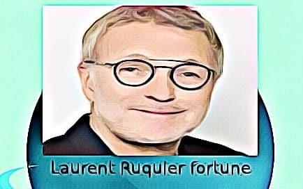 Laurent Ruquier fortune