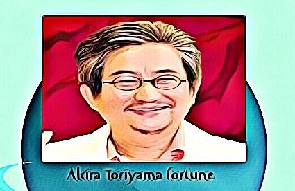 Akira Toriyama fortune