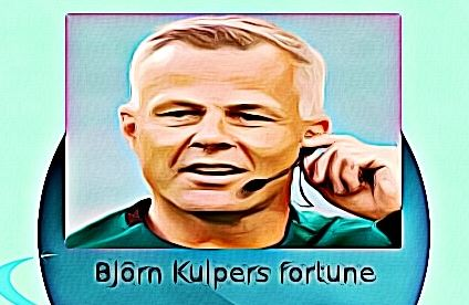 Björn Kuipers fortune