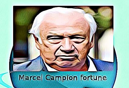 Marcel Campion fortune