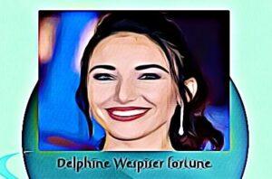 Delphine Wespiser fortune