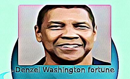 Denzel Washington fortune