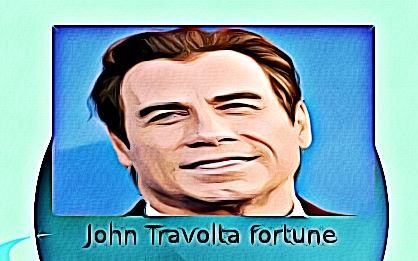 John Travolta fortune