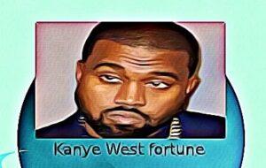 Kanye West fortune