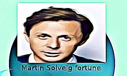 Martin Solveig fortune