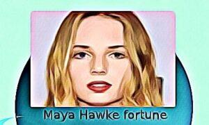 Maya Hawke fortune